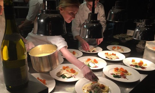 Winemaker Dinner med Louis Moreau i Kristiansund 5. april 2016