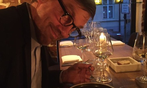 Winemaker Dinner med Louis Moreau i Oslo 7. april 2016