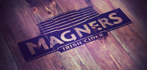 Solera overtar Magners Cider