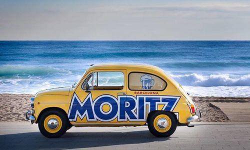 Moritz - Fra Barcelona til Norge